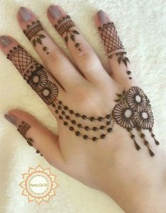 It   an essential part of every girl bridal routine we are all familiar with mehndi on hands and legs but today here to share  new also best images about mehandi pinterest henna mandala art rh uk