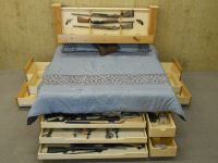 Concealed Storage King Size Bed by L.C.S.I. Concealed ...