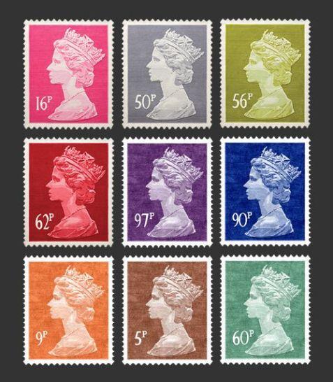 Image result for uk postage stamp
