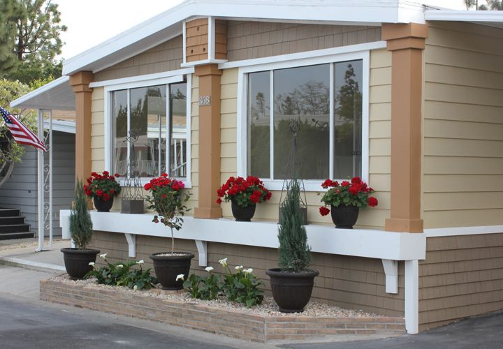 Mobile Home Exterior Remodeling Ideas Google Search Florida