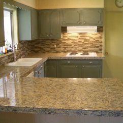 Tiled Kitchen Countertops Outdoor Accessories Sale Diy Tile Countertop Furniture Fantastic U Shape Of