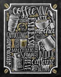 Coffee Shop Chalkboard Art | www.pixshark.com - Images ...