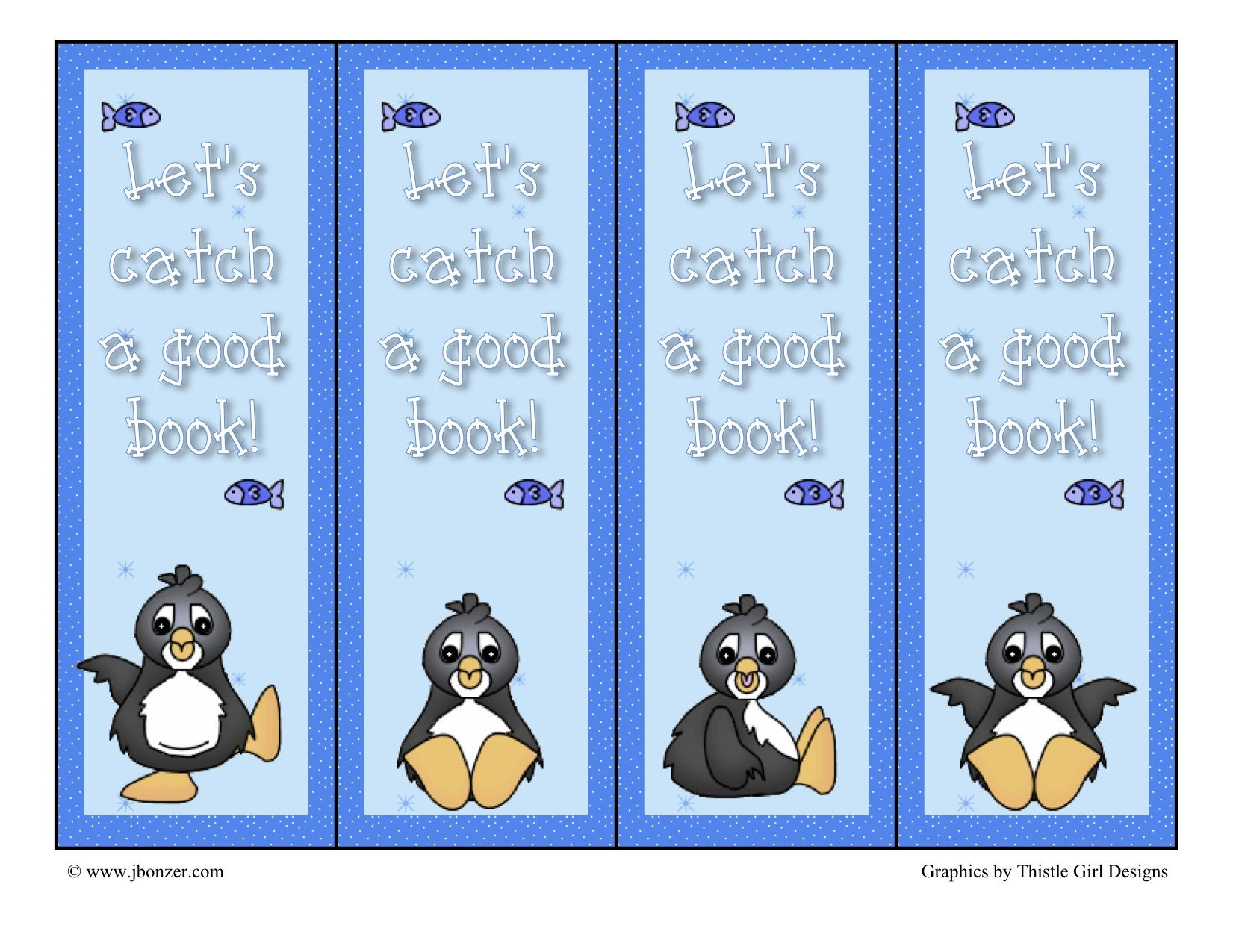 Great Site For Printable Bookmarks Many Different Ones To Choose Jbonzer
