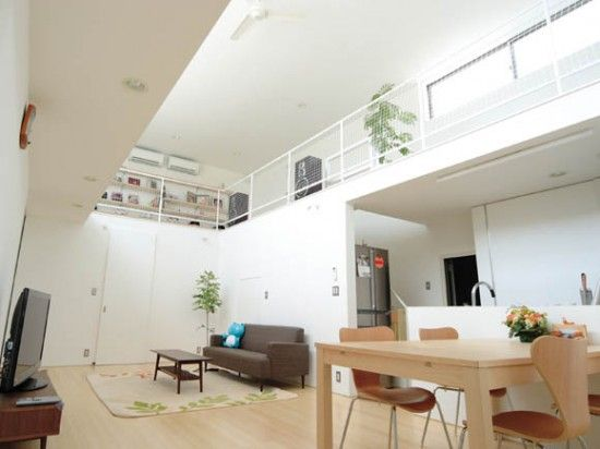 The WITH Japanese Minimalist House Design For The Home