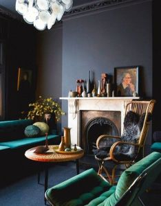 Interior design trends top tips from the experts also dark room rh pinterest