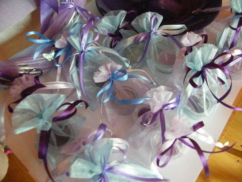 Tulle Is A Really Cheap And Gorgeous Way To Wrap Up Your