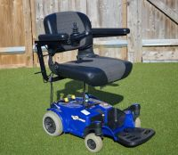 Pride Mobility Go Chair Electric Wheelchair Power chair ...
