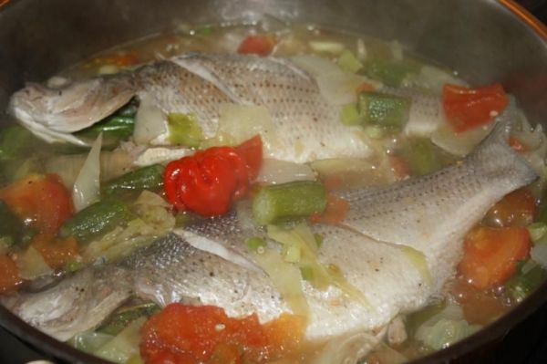 Jamaican steam fish recipe I39m making this next week