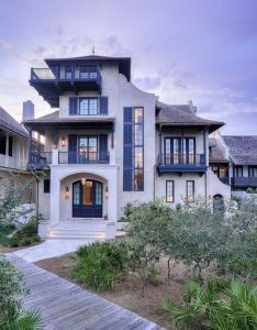 Beach house on rosemary fl for pictures of the very nice design also best images about home sweet pinterest mansions rh