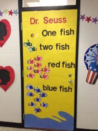 dr seuss classroom door decorating ideas