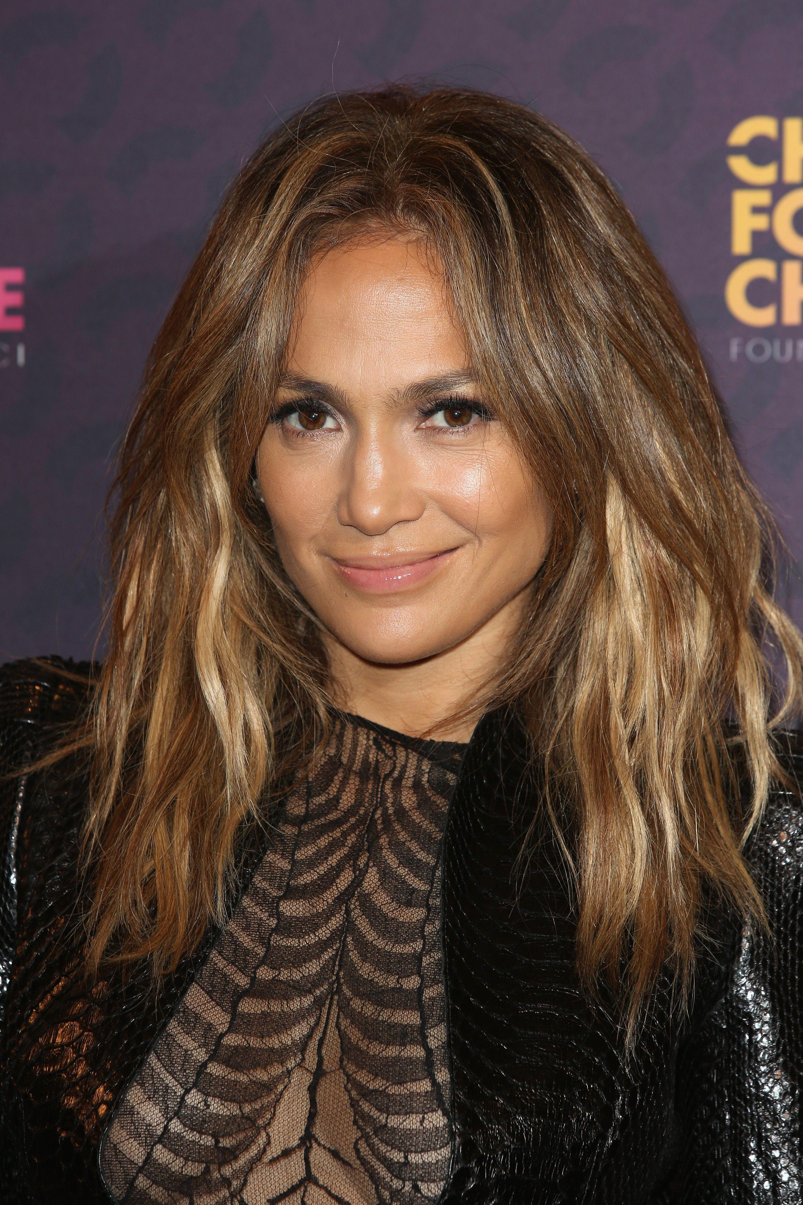 "Jennifer Lopez ""Chime For Change The Sound Change Live"