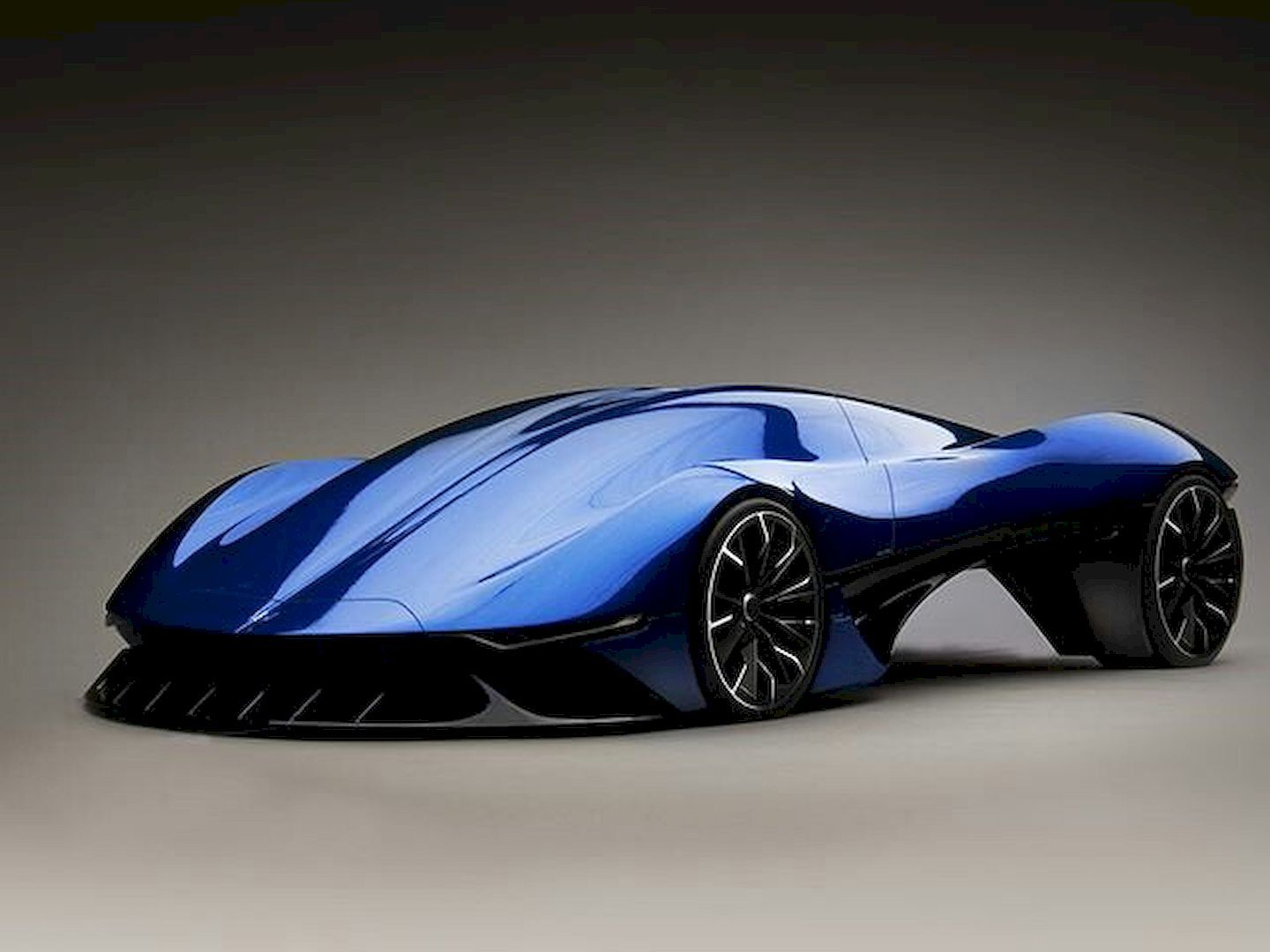 Cool Futuristic Car Ideas