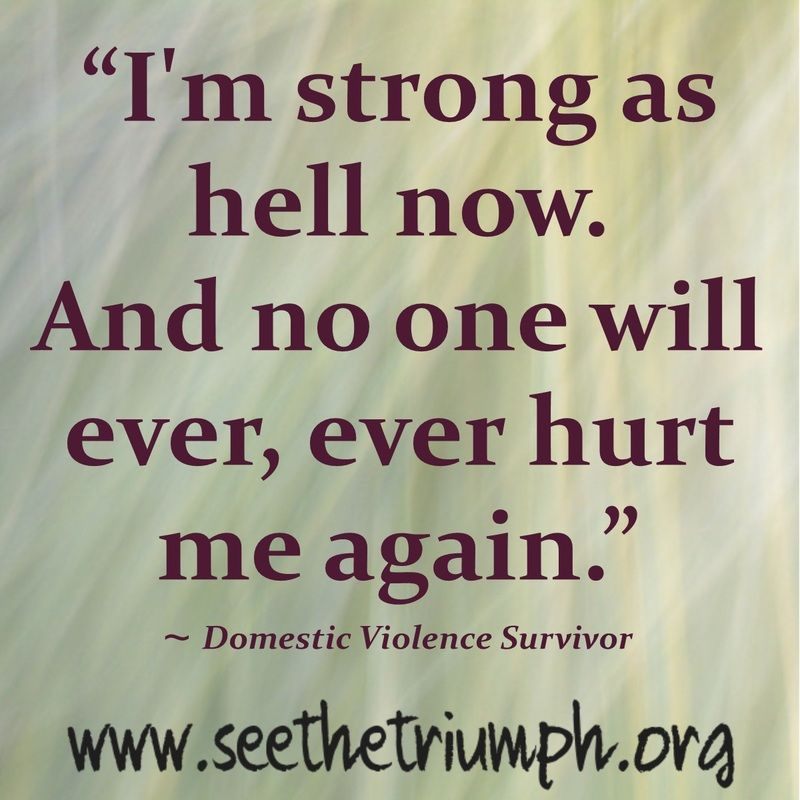Domestic Violence Healing Quotes