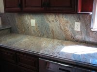 Hi all, Does anyone have any pictures of a full granite ...