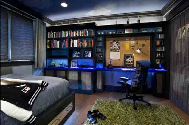 Modern College Bedroom Ideas For Guys Home Design Ideas