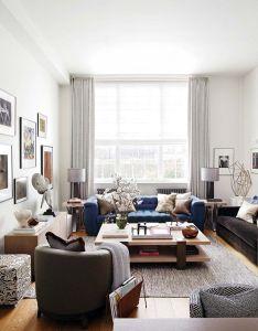 Copy the easy glamour of designer natalia miyar   home also interiors rh pinterest