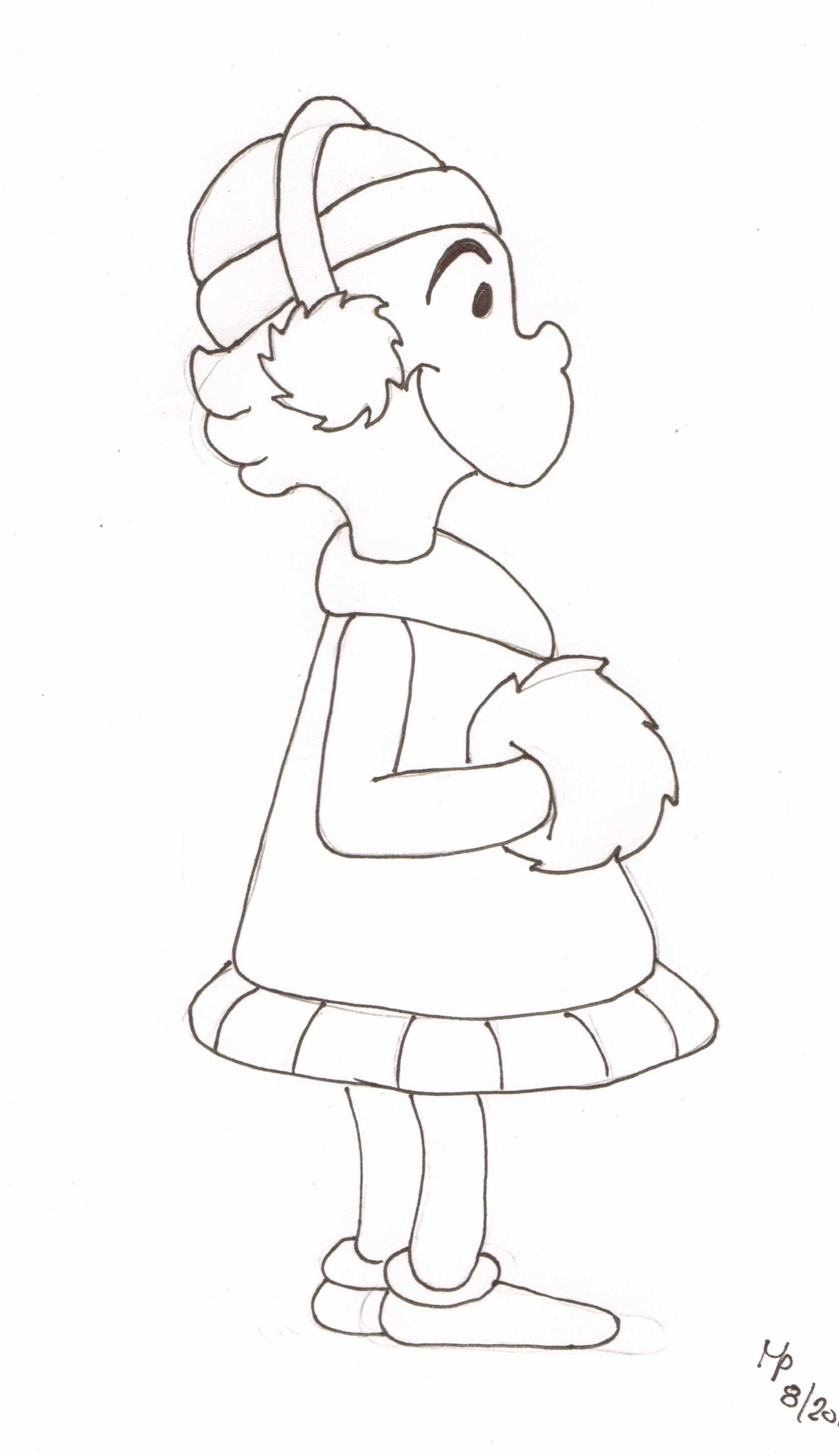 Whoville People Pages Coloring Pages