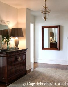 Hello my name is mary ann pickett welcome to life in san francisco  apartment building every room has view he foyer ideas also tassel black shade lamp bust new house entry way pinterest rh