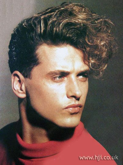 80s Hairstyles For Men With Short Hair Hairstyles For Men