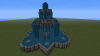 minecraft fountain idea | couldn't resist | Pinterest ...