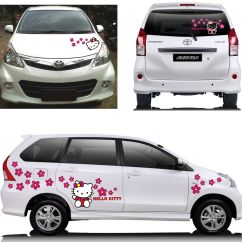 All New Avanza Veloz 2019 Harga Innova Venturer 2017 Toyota Hello Kitty Sticker Concept
