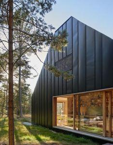 Gallery of house husaro tham  videg rd arkitekter also sons rh za pinterest