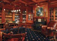 English Home Library Interior Design | Design Awards 2010 ...
