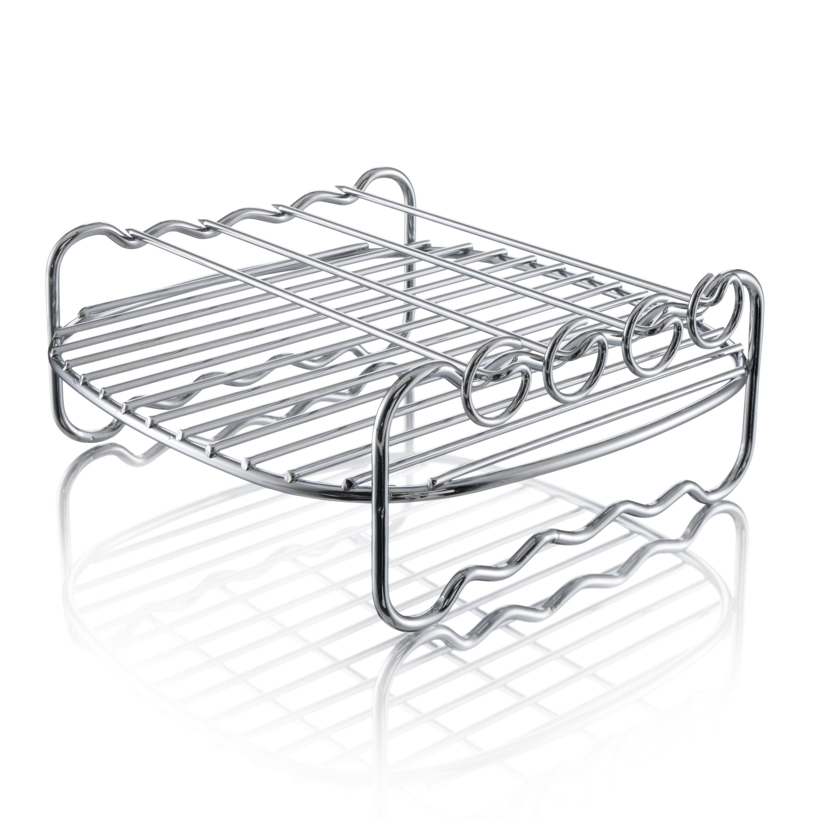 Philips HD9904/00 Airfryer Double Layer Rack and Skewers
