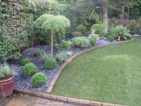 small gravel garden design ideas low maintenance garden800 ...