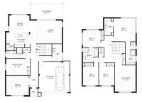 2 storey house designs and floor plans - Google Search ...