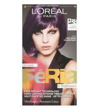 LOreal Feria Violet Vendetta Hair Dye P38 - Boots ...