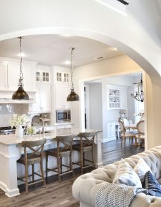 Hey friends here is  home tour with all my sources and paint colors as well links to many of the products  have in also rh za pinterest