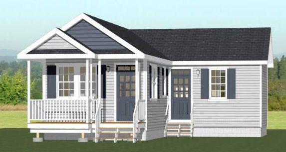 14x32 Tiny House  #14x32h1h  643 Sq Ft  Excellent