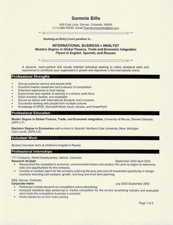 Resume Resume Example Masters Degree graduate school resume examples student example resume