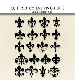 fleur de lis clip art google search [ 1200 x 1200 Pixel ]