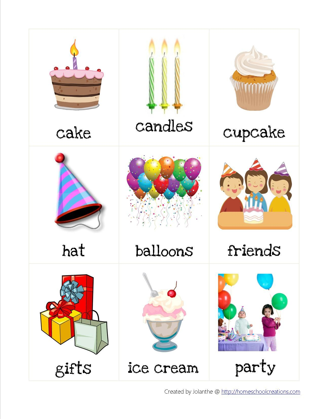 Birthday Preschool Pack Printables Book Ideas Etc