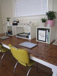 20 Great Farmhouse Home Office Design ideas | Farmhouse ...