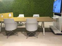 Coalesse Massaud Conference Chairs + POTRERO415 Table ...