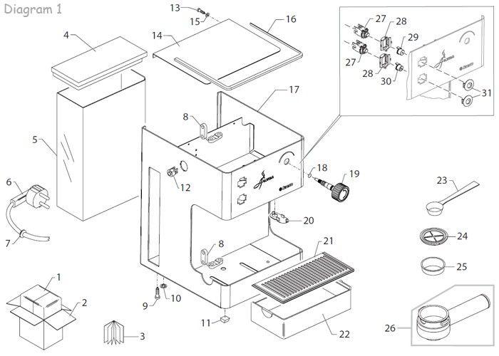 bunn single wiring diagram