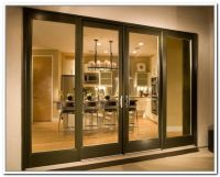 Decorating  4 Panel Sliding Patio Doors - Inspiring ...
