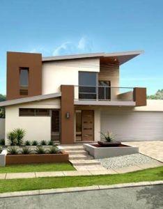 fachadas de casas modernas  bonitas also rusticas rh pinterest
