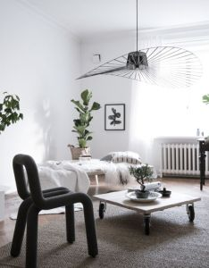 Plants as decoration via coco lapine design also living room rh pinterest