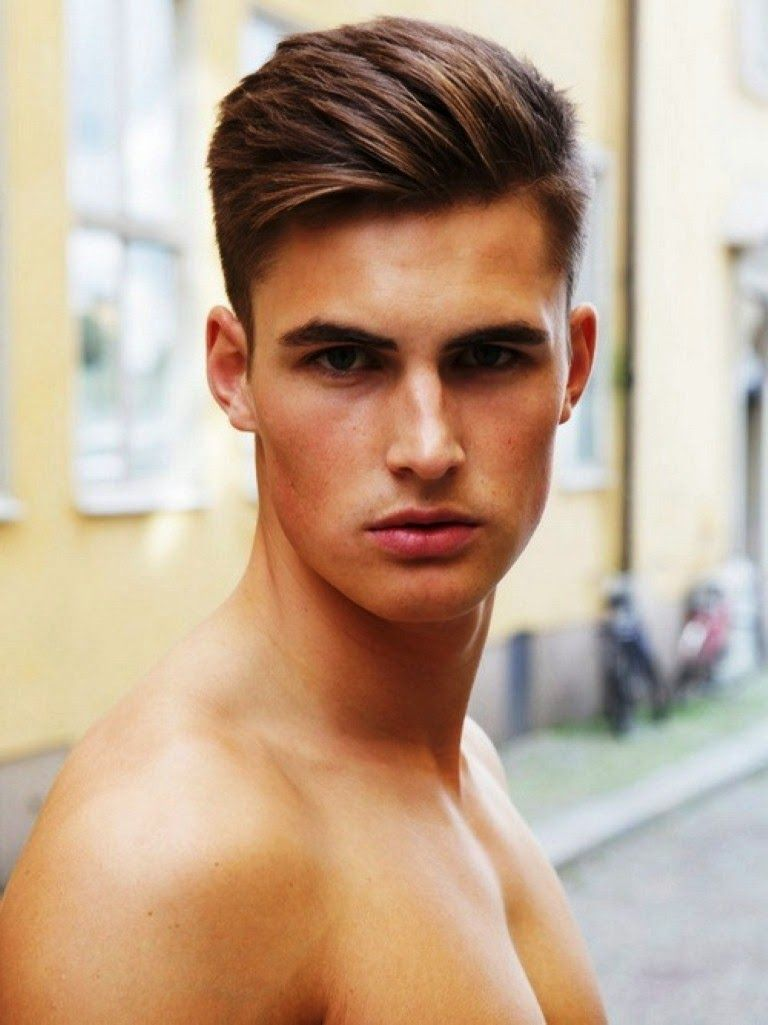 """Prom Hairstyles For Men Hair Color Trends"""" Formal Hairstyles"""