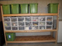 Garage Storage Ideas Basement