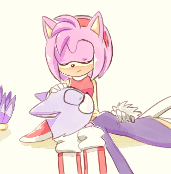 Stolen Amy And Sonic Deviantart