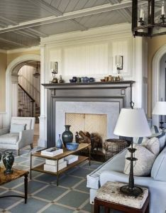 Tour  shingle style hamptons home designed by robert  stern architects also rh za pinterest