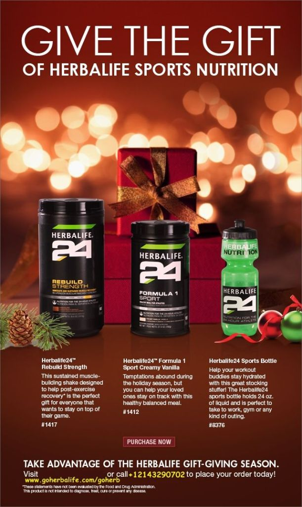 This Christmas Give The Gift Of Health Beauty And Total