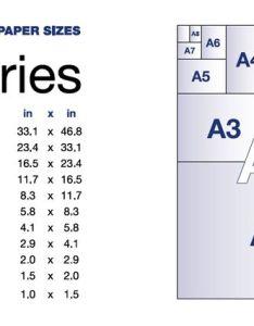This paper size chart has it all inkondapaper also international sizes  series    rh za pinterest
