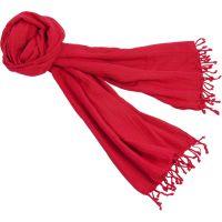 Red Scarves for Women on Pinterest