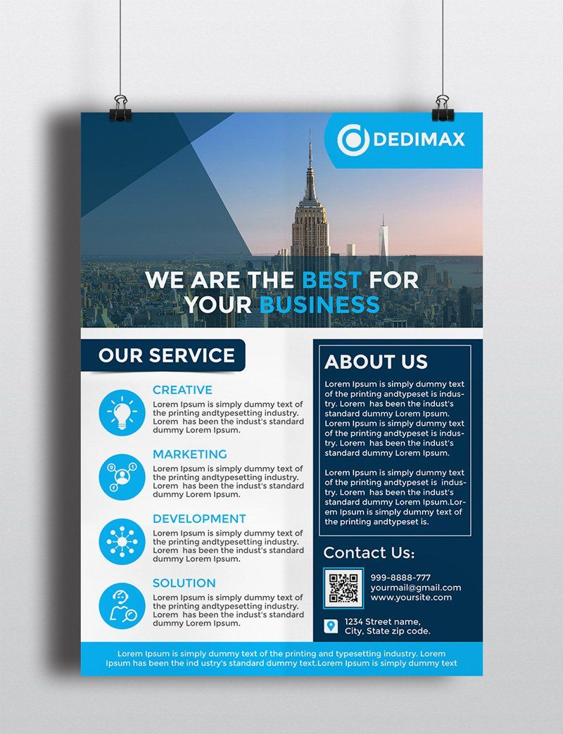 Best 25 Marketing flyers ideas on Pinterest  Corporate flyer Leaflet maker and Handbill design